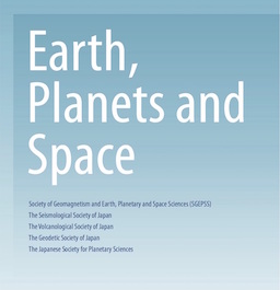 Cover image of Earth, Planets and Space